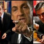 Sarkozy, Fillon et Jouyet