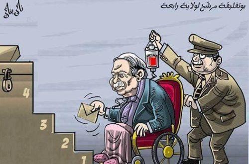 Article : Bouteflika: un président malade qui gouverne par procuration