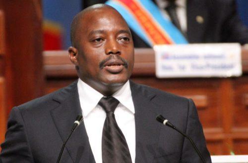 Article : Béni: Lettre ouverte à Joseph Kabila