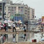 Une avenue de Luanda