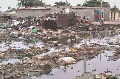 Article : Luanda, la ville puante