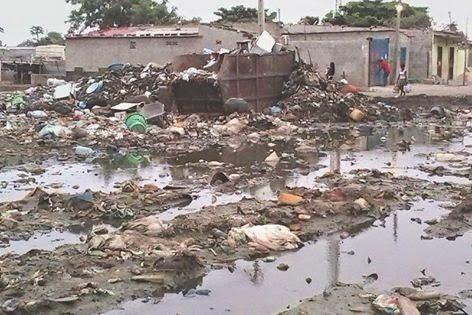 Luanda, la ville puante
